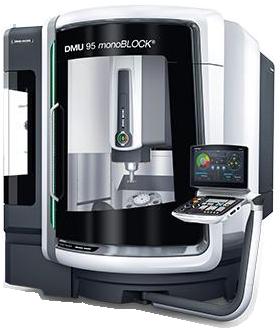 DMU95 monoBlock
